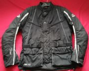 HEIN GERICKE TRICKY GORETEX MOTORCYCLE JACKET UK 40 Inch Chest   EU 52